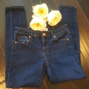 Ann Taylor Loft made and loved jeans 26/2
